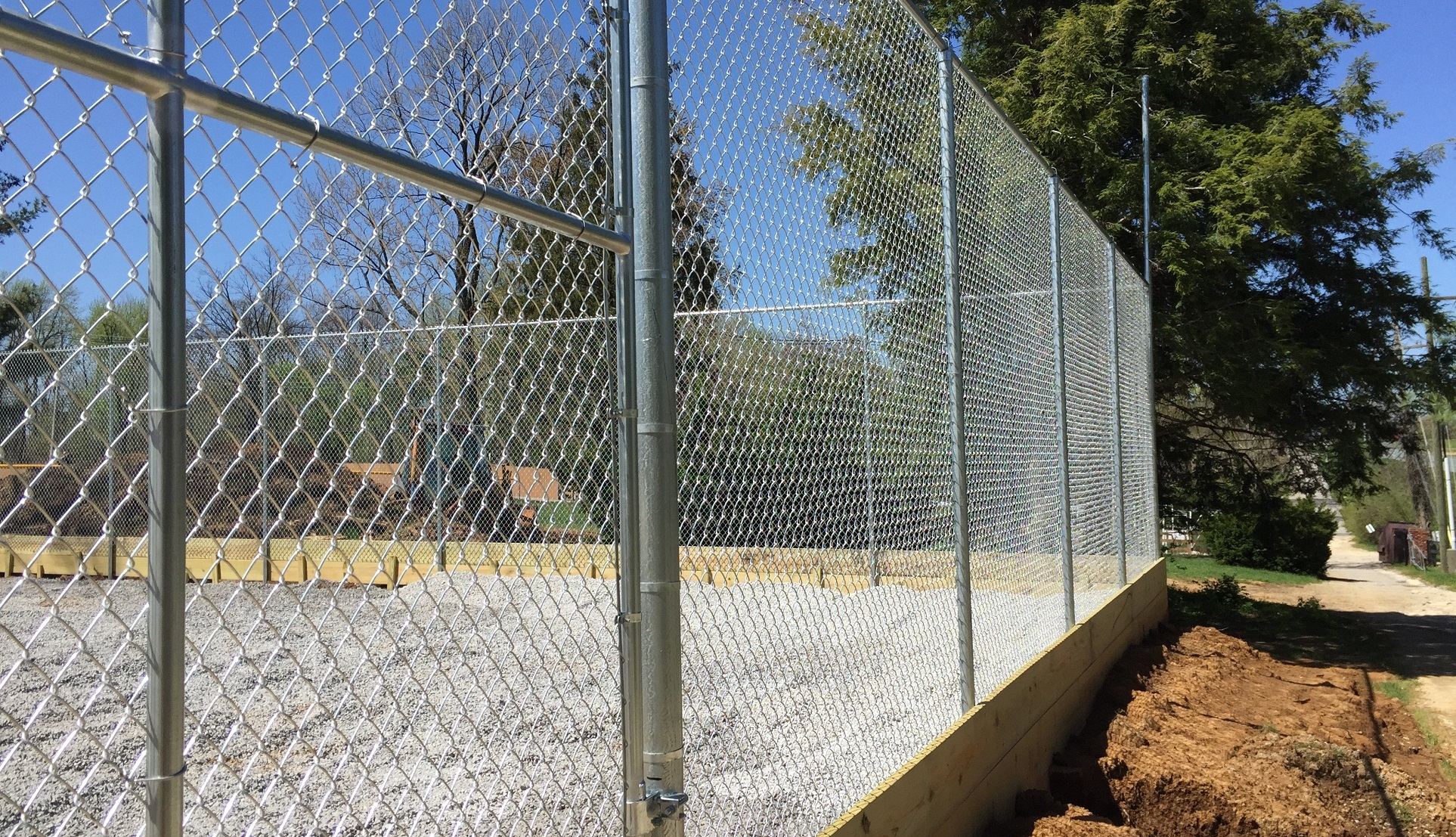 Slider 2 Chain Link 171 Falls City Fence Louisville Ky