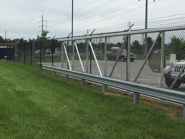 Highway Guardrail